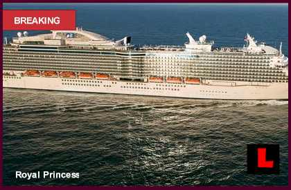 Royal Princess Power Outage 2013: Princess Cruises Cancels Trip