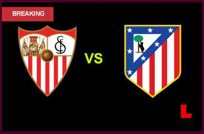 en vivo live score Sevilla vs Atlético Madrid 2013 Battle in Copa Del Rey