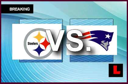 Steelers vs. Patriots 2013: Danny Amendola Scores in First Quarter live score results channel today game