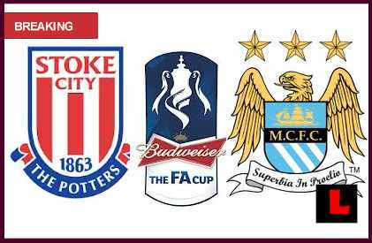 live score results Stoke City vs Manchester City 2013 Delivers Scoreless First Half