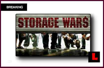 Storage Wars Drops 3: Darrell Sheets, Dan and Laura Dotson