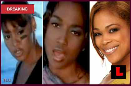 T-Boz Tionne Watkins, Chilli of TLC Remember Lisa Left Eye Lopes