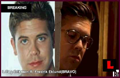 Tag Eriksson, Tag Ericsson: Fredrik Eklund Video Past Returns to MDLNY