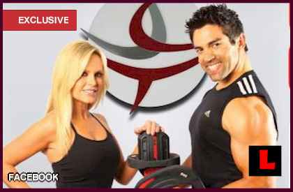 Tamra Barney CUT Fitness Opens for Bravo Filming Today: EXCLUSIVE