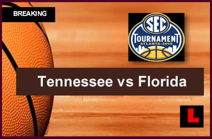 Tennessee Basketball 2014 Tennessee vs Florida 2014