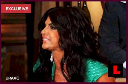 Teresa Giudice, Joe Giudice Face Prison, 30 Count Indictment, in Court exclusive