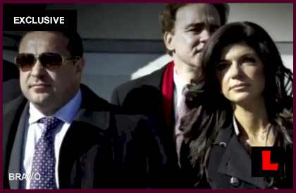 Teresa Giudice, Joe Giudice Face Prison, 39 Count Indictment, Deportation