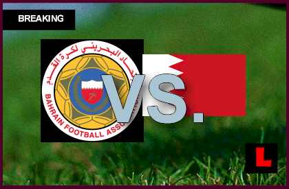Thailand vs. Bahrain 2013 Delivers Soccer Showdown Today en vivo live score results today