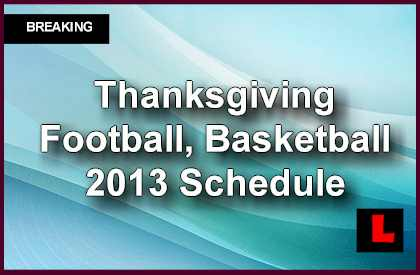 thanksgiving football tv schedule college games on today