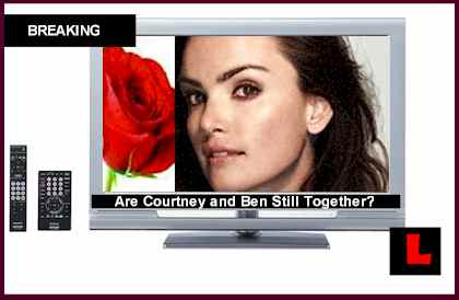 The Bachelor 2012 Winner Courtney Robertson Splits from Ben Flajnik