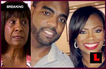 Todd Tucker Kandi Burruss Cheating with Carmen? Mama Skips Trip