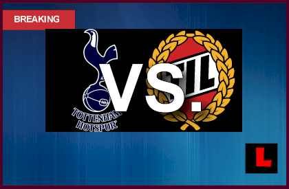 Tottenham Hotspur vs. Tromso 2013 Delivers UEFA Europa League Game en vivo live score results today