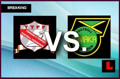 Trinidad and Tobago vs. Jamaica Prompts Soccer Showdown Today en vivo