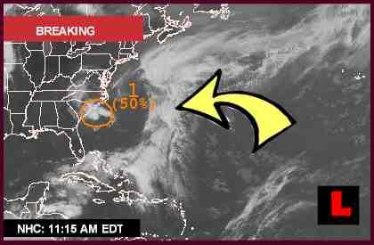 Tropical Storm Alberto 2012 Prompts South Carolina Alert Today