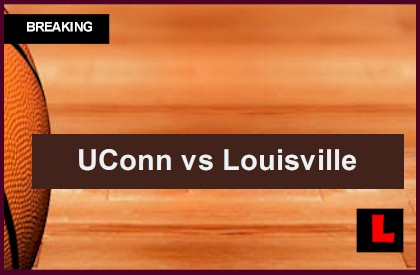 UConn vs. Louisville 2014 Score Heats up AAC Men's Basketball Tournament Final live score results college basketball tournament championship mens