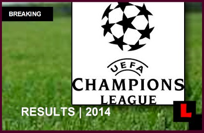 Uefa Champions League Results 2014 Chelsea Real Madrid Dominate Scores