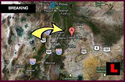 Utah earthquake preparedness