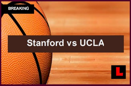 Stanford vs. UCLA 2014 Score Heats up Pac 12 Men's Basketball Tournament Results  college basketball live score results channel today game