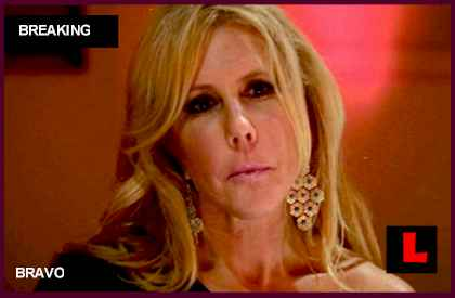 Vicki Gunvalson, Brooks Ayers Back Together 2013 Dating Minus Bricks