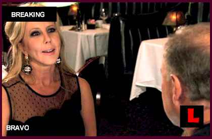 Vicki Gunvalson, Brooks Ayers Still Together 2013 Dating Again