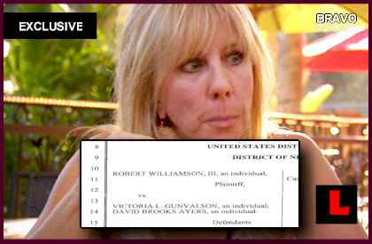 Vicki Gunvalson s Ex Brooks Ayers Is Married Shannon Beador Reacts