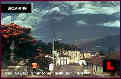 Guatemala Volcano Eruption: Volcan de Fuego Prompts Evacuations Today