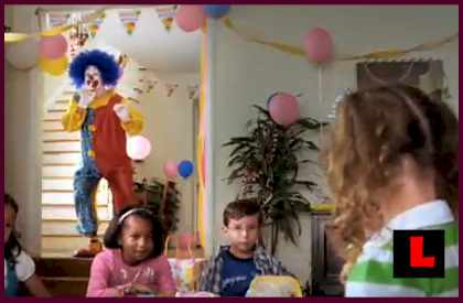 Walmart Clown Commercial YouTube