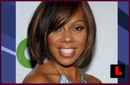 Wendy Raquel Robinson and Husband Marco Perkins