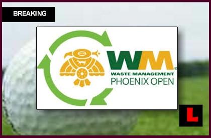 PGA Leaderboard: Waste Management Phoenix Open Gets Tiger Woods Tee Time