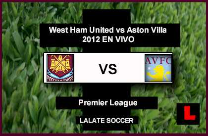 West Ham United vs. Aston Villa 2012: Kevin Nolan Delivers on Free Kick