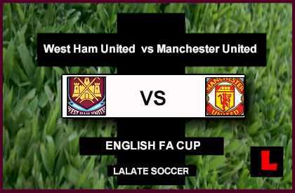 live english fa cup scores