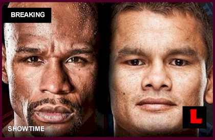What Time Does Mayweather Fight Start Tonight