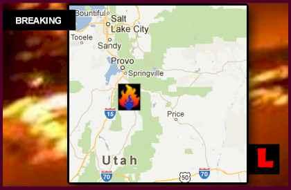 Waldo Canyon Fire Map Expands  Hot Girls Wallpaper