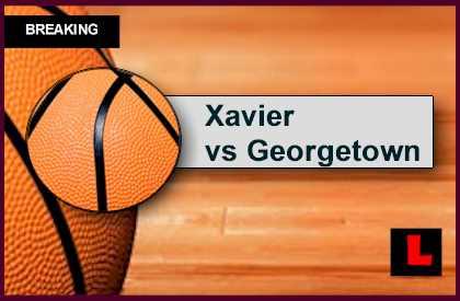 Xavier vs Georgetown 2015 Score Ignites AP Top 25 College Basketball