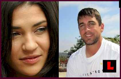Aaron Rodgers and Girlfriend Jessica Szohr Getting Serious: Report