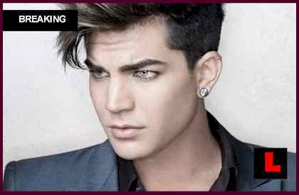Adam Lambert Not Dead - Singer Battles Fake Death Jet Ski Story not died 2012