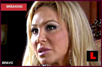 Adrienne Maloof Secret about Family, Divorce Prompts Reunion Absence what did brandy say about adrienne