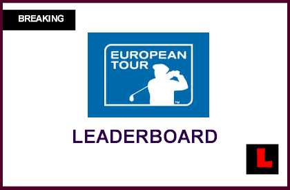 european tour golf results today