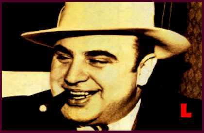 Al Capone Couderay Wisconsin