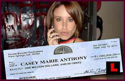 Al taylor, Private Elevator Productions, Under Fire For Casey Anthony Offer
