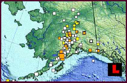 Anchorage Alaska Earthquake Fault Lines