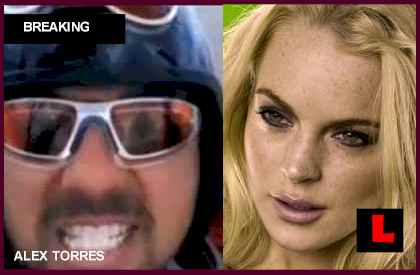 Alex Torres aka Voodoo Claims Lindsay Lohan romance