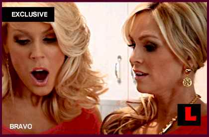 RHOC: Is Alexis Bellino Suing Tamra Barney? EXCLUSIVE