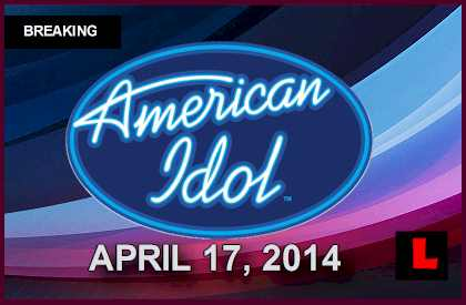 American Idol Results Tonight 2014: Elimination April 17, 2014 4/17/14 Reveals Top 6