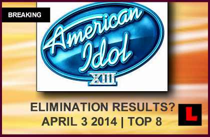 american Idol 2014 Results Tonight: Elimination April 3, 2014 4/3/14 Reveals Top 7 eliminated who was sent home