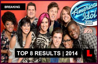 American Idol 2014 Results Tonight Prompt Top 8 Elimination Prediction eliminated who was march 27, 2014