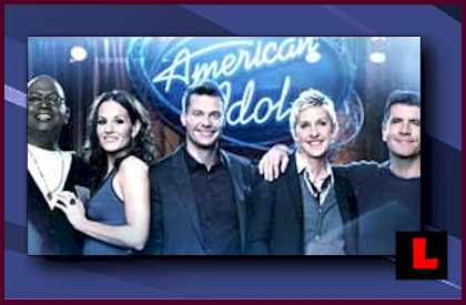 American Idol 9 2010 Twitter Myspace Facebook Pages