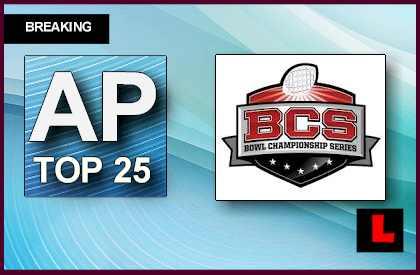 bcs poll www ncaafootball com