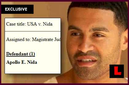 Apollo Nida Criminal Case Continued to April 25: EXCLUSIVE