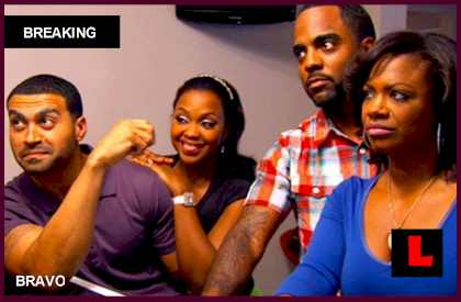 Apollo Nida, Phaedra Parks Fake Divorce Joins Todd and Kandi Burruss Prenup breakup split sign